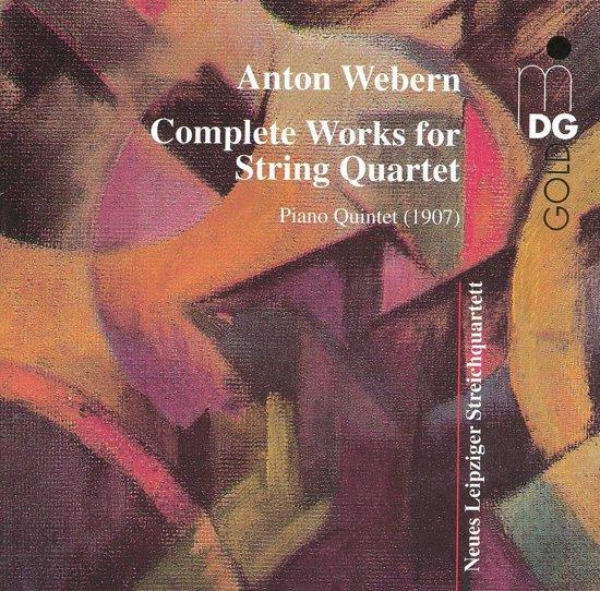 Webern: Complete works for String Quartet, Piano Quintet