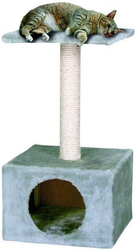 Karlie krabpaal amethyst basic line grijs 30x30x55 cm
