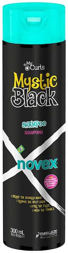 Novex My Curls Mystic Black Shampoo 300ml