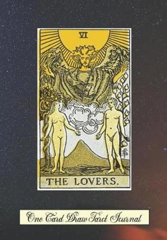 The Lovers One Card Draw Tarot Journal