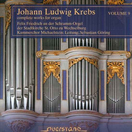 Complete Works For Organ Vol 9