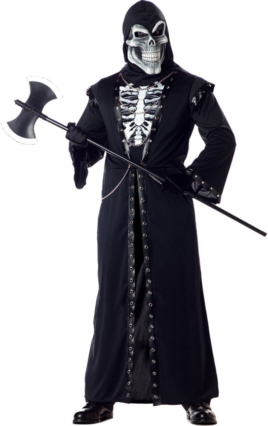 Enge Halloween Kostuums.Bol Com Enge Skelet Kostuum Voor Volwassenen Halloween