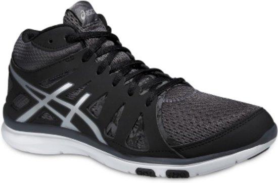 Asics Gel-Fit Tempo 2 MT  Fitnessschoenen - Maat 43.5 - Vrouwen - grijs/zwart/zilver