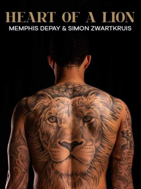 Bolcom Heart Of A Lion Ebook Memphis Depay
