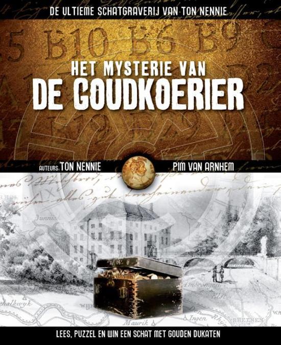 Mysterie Van De Goudkoerier (Het)