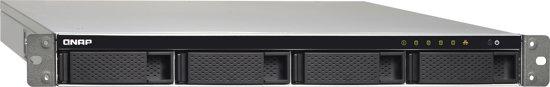 4-Bay NAS Intel Celeron Apollo Lake J3455 quad-core 4GB DDR3L SATA 6Gb/s 4xGbE