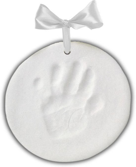 Luvion Baby klei voet- / handafdruk set