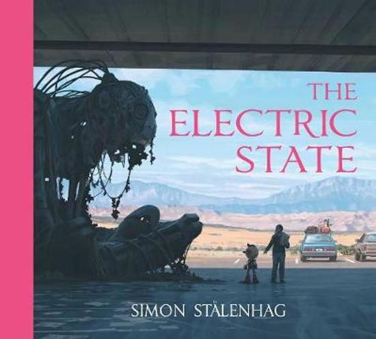 The Electric State - Simon Stalenhag