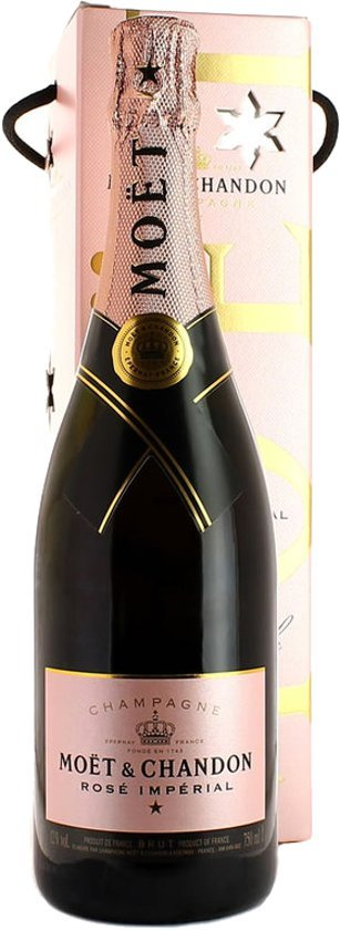 3798f2bfe524d8 Moët   Chandon Rosé Impérial Champagne Giftpack - 1 x 75 cl