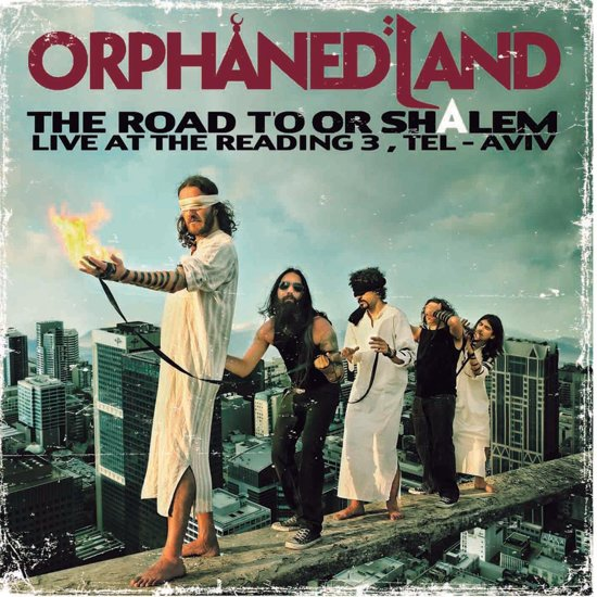Road To Or-Shalem