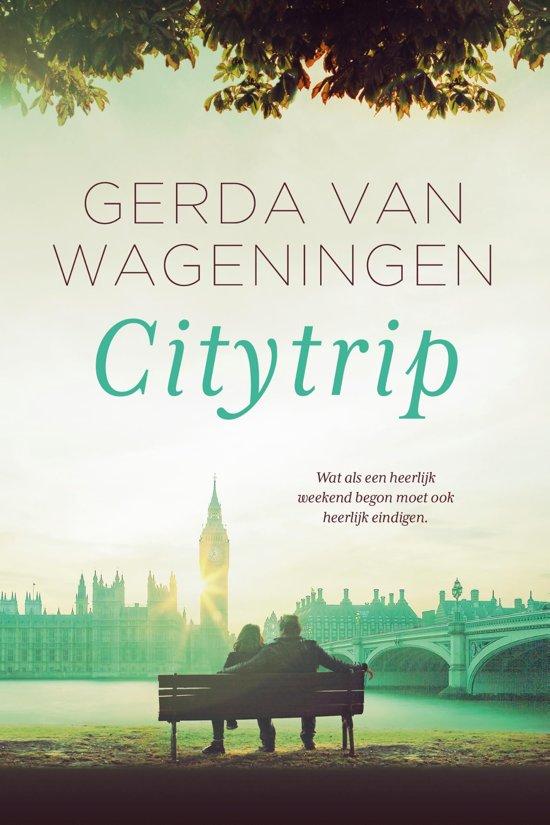 Boek cover Citytrip van Gerda van Wageningen (Onbekend)