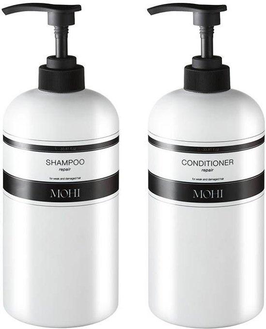 MOHI Shampoo Repair & Conditioner Repair 1000ml