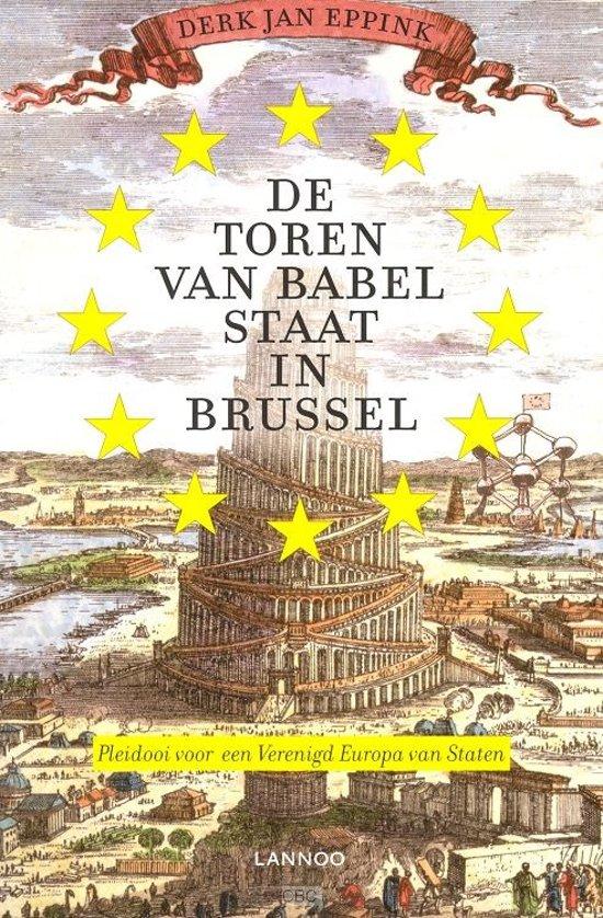 De Toren Van Babel Staat In Brussel