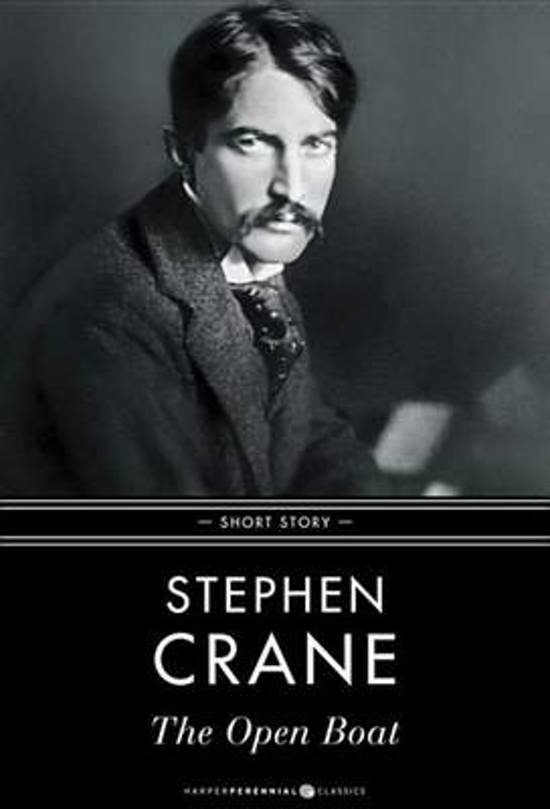 stephen cranes the open boat essay Free essay on what makes stephen crane's the open boat good li available totally free at echeatcom, the largest free essay community.