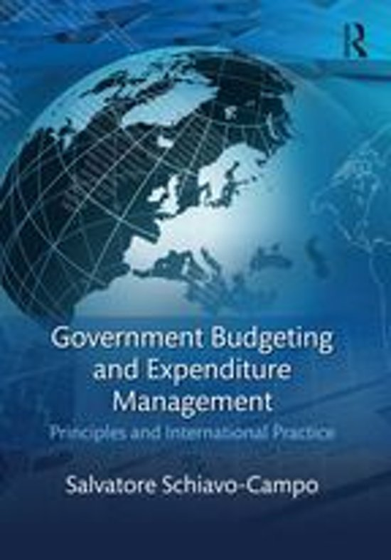 bol com | Government Budgeting and Expenditure Management (ebook