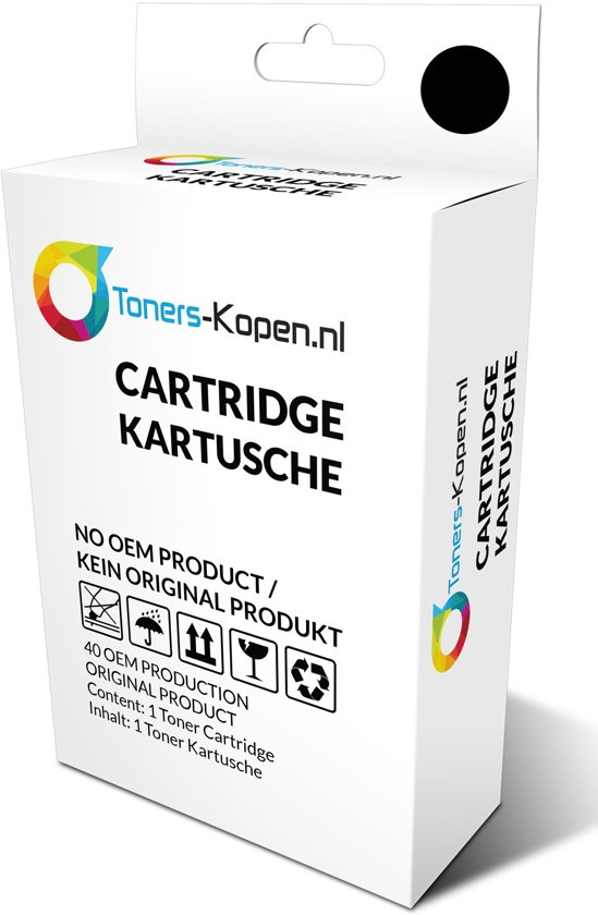Huismerk inkt cartridge  voor Epson T1598 R2000 mat zwart Toners-kopen_nl