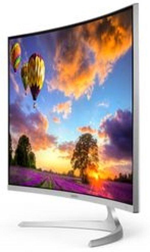 MEDION AKOYA X58455 LED display 80 cm (31.5'') Full HD Gebogen Wit