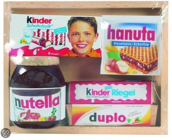 Nutella Set