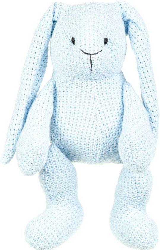 Baby's Only konijn stoer korrel Stone Baby blauw