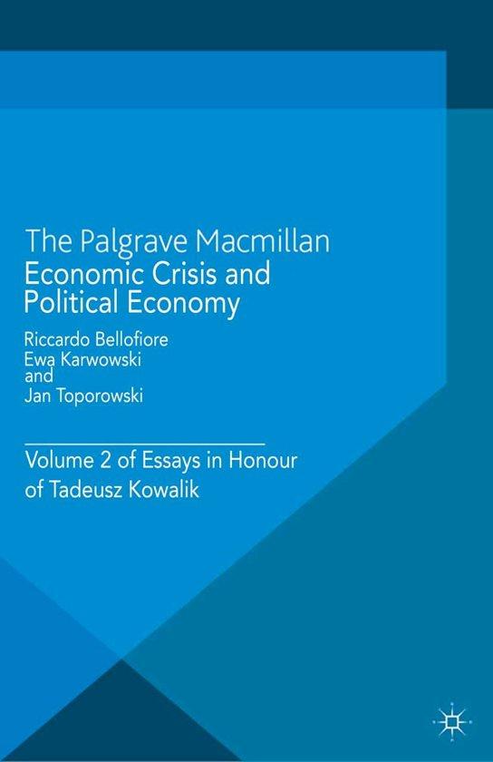 political economy 2 essay