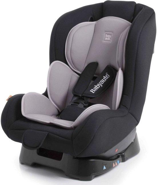 Lolo Zwart/Grijs - Autostoel groep 0+/1 - Black Grey