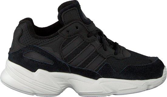 e8752932c88 bol.com | adidas Jongens Sneakers Yung-96 C - Zwart - Maat 28
