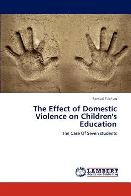 the string of effects of domestic violence on individuals children and the society Home » library » understanding the effects of domestic and their children safe child abuse and domestic violence the effects of domestic violence.