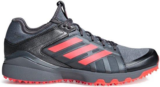 4603a7f0765 bol.com | adidas Lux Hockeyschoenen - Outdoor schoenen - zwart - 39 1/3