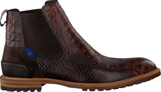 Bommel Boots 41 Chelsea Van Bruin 10230 Heren Floris Maat IT5qz