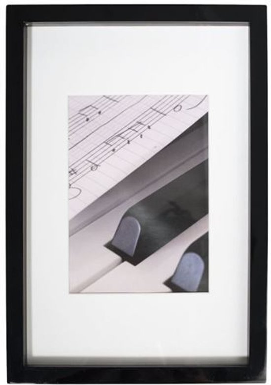 bol com   Henzo Piano   Fotolijst   Fotomaat 30×40 cm   40×50 cm   Zwart