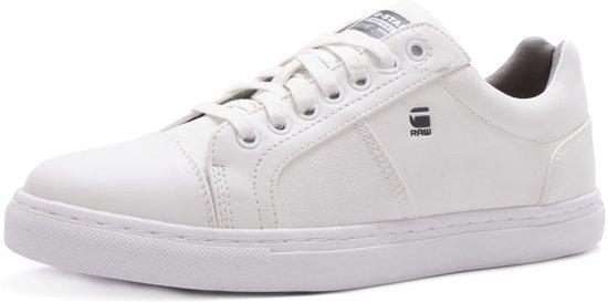 lowest price 82a67 e5f64 G-Star Toublo Witte Heren Sneakers - Herenschoenen - Maat 40