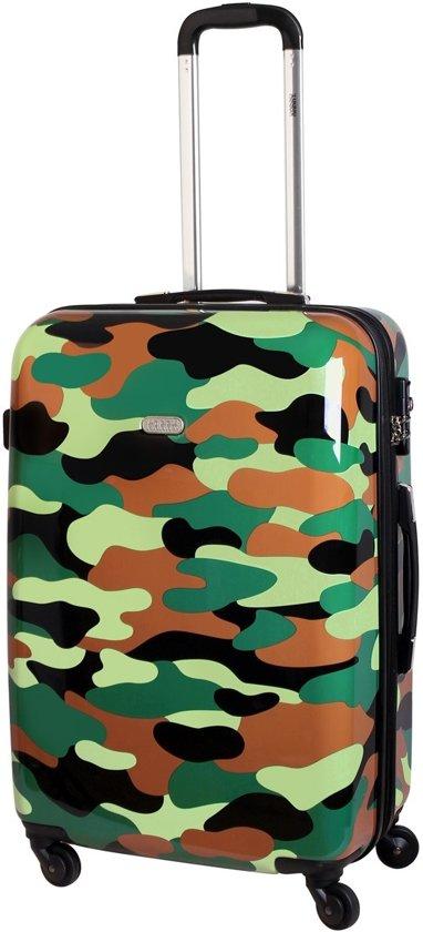 Karry XL Reistrolley 80L Camouflage 70x47x28cm