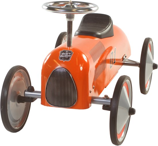 Retro Roller Charley Loopauto
