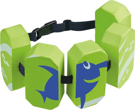 Beco Sealife - Zwemgordel voor kinderen - Groen – 2-6 jr / 18-30 kg