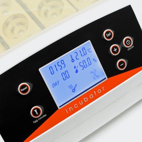 Broedmachine voor 56 eieren, DiekoHD56