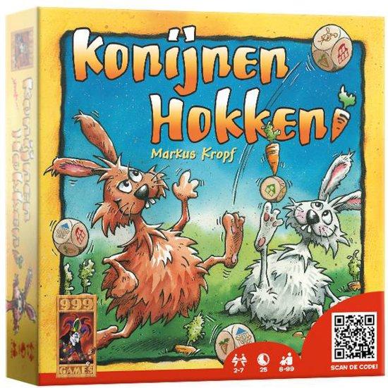 Konijnen hokken dobbelspel 999 games - Een hok ...