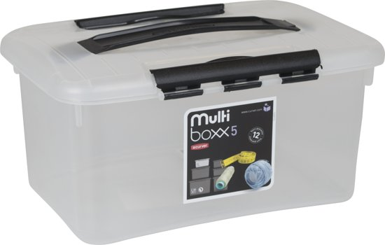 Curver Opbergbox - Multibox Optima - Met Deksel - 5 Liter