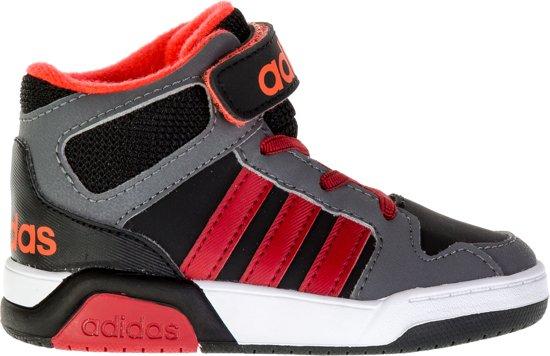 Bb9tis Mi Adidas Chaussures - Taille 21 - Unisexe - Gris / Noir / Rouge ifbmQ9P