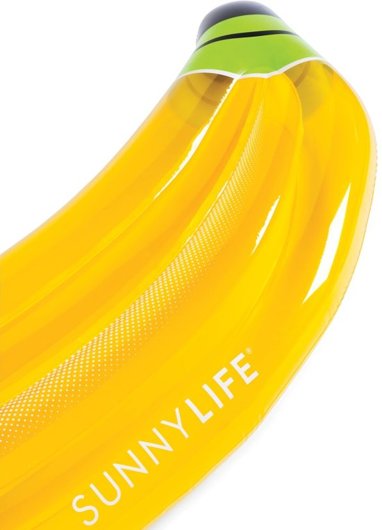 Sunnylife Luxe Banaan Luchtbed