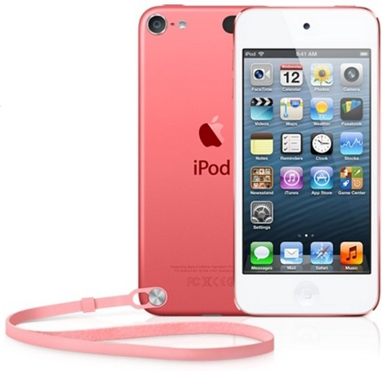 Apple iPod touch - MP4-speler - 32 GB - Roze