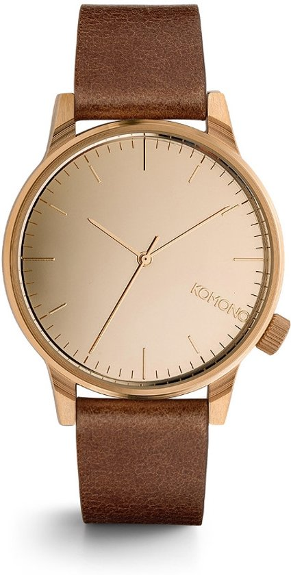 Komono Winston Mirror Horloge