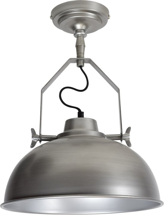 Urban Interiors - Urban - Plafondlamp - Ø30cm. - Antique zink