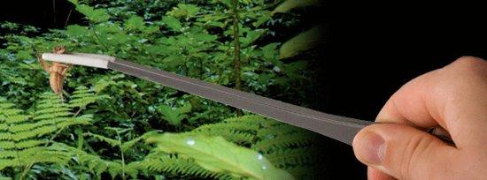 Exo Terra Voedertang Roestvrijstaal 25 cm