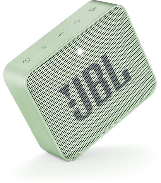 JBL Go 2 Mintgroen