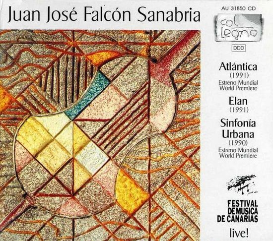 Atlantica /Elan  /Sinfonia Urbana