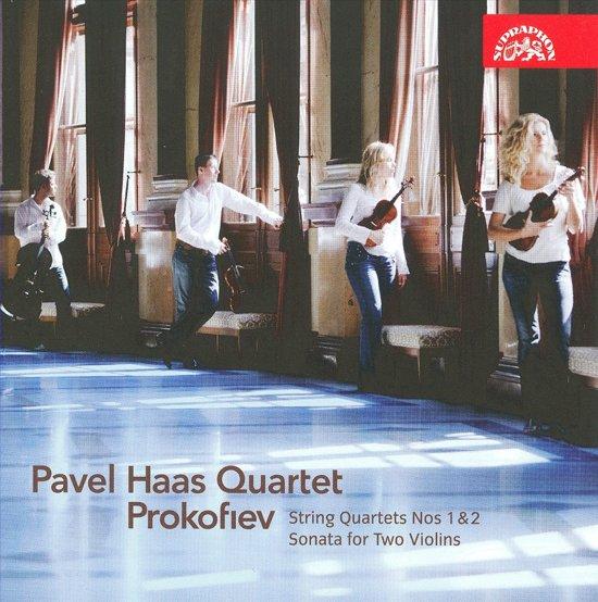 Prokofiev: String  Quartets 1/2