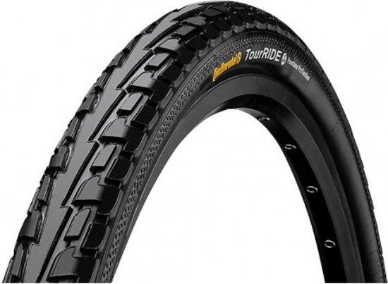 "Continental Ride City 26 x 1.75/"" Tire Black"
