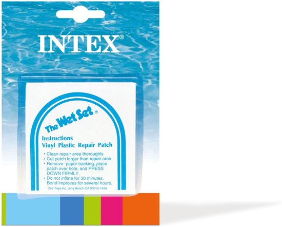 Intex reparatie patches