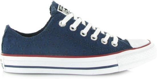 Converse Chuck Taylor All Star Ox Sneakers - Maat 41 - Unisex - blauw 414d20982b4