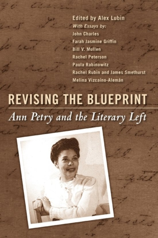 a literary analysis of like a winding sheet by ann petry